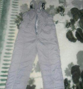 Зимний комплект и куртка