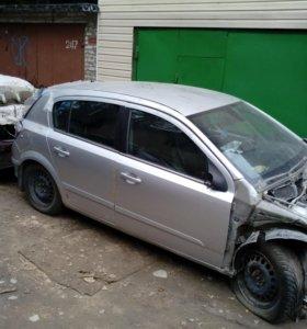 Рулевая рейка Opel Astra H Опель Астра Н хетчбек