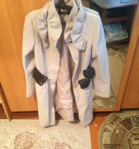 Пальто, костюм