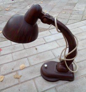 Настольная лампа, раритет