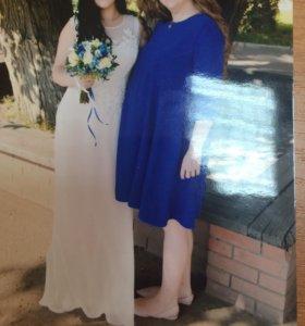 Платья свадебное