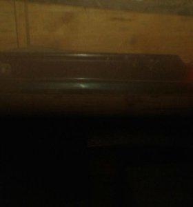 Задние бампера от 10, 11, крышка багажника от 10