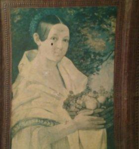 Портрет 1972 год