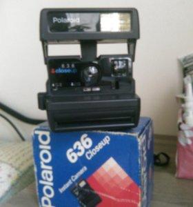 Раритетный фотоаппарат в рабочем состоянии