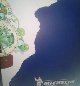 Часы для почемучек от MICHELIN