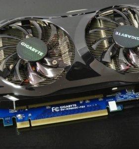 Видеокарта GeForce GTX 560 Ti Gigabyte