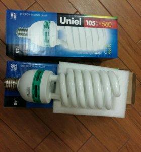 Энергосберегающая лампа новая