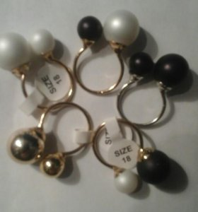 Кольцо в стиле   Dior