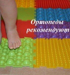 Ортопедические массажные коврики