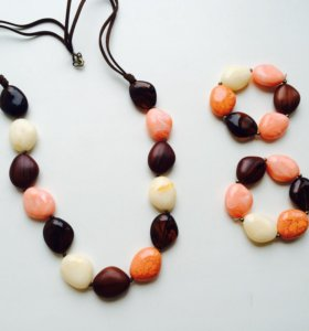 Колье и браслеты DIVA