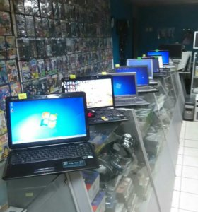Ноутбуки б.у обмен продажа