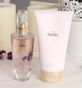 парфюм от эйвон prima