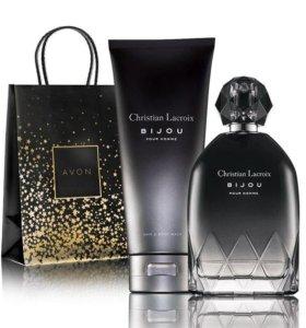 мужской парфюм от эйвон