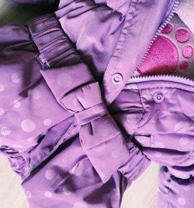 Куртка для девочки р-р 80