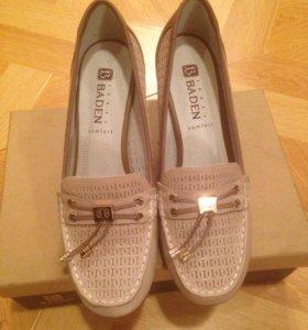 Новые туфли Baden 38
