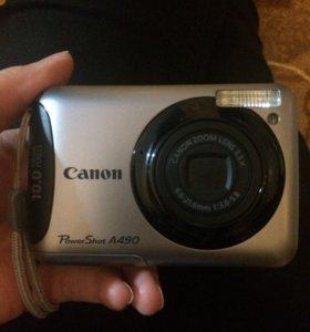 Canon power shot A490