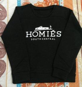 Утеплённая толстовка Homies ,новая,размер,M