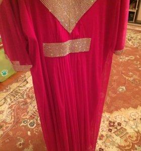 Платье под абаю