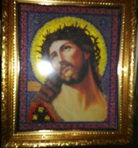 Картина ХРИСТОС