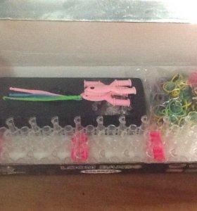 Станок для плетения браслетов из резиночек