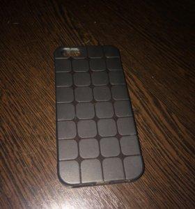 Силиконовый чехол iphone 5/5s