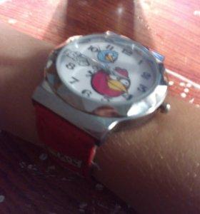 Часы ANGRY BIRDS