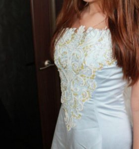 Платье снегурочки