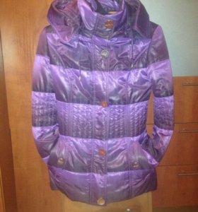 Куртка до -15