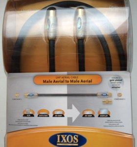 Кабель телевизионный (Hi-Fi) Ixos XHV300-150 1.5м