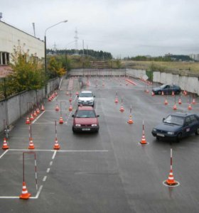 Обучение вождению + АКПП