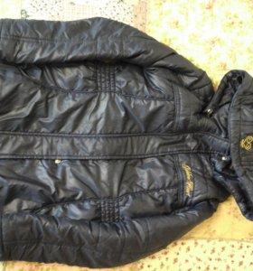 Куртка осенняя baggi 122р.