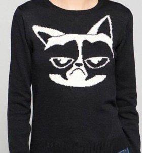 Джемпер GRUMPY CAT