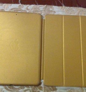 Золотой чехол для iPad Air