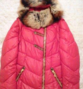 Куртка женский А-96 зимняя р.48