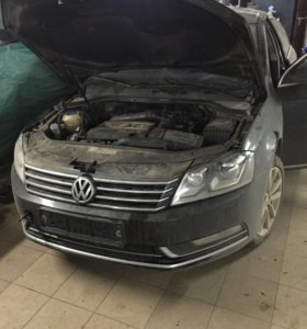 Разбор Volkswagen Passat B7 1.8,АКПП DSG