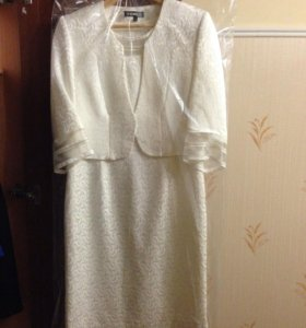 Платье+костюм(двойка)