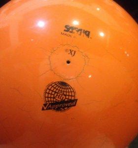 Продаётся гимнастический мяч SASAKI