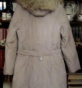 Женский зимний пуховик