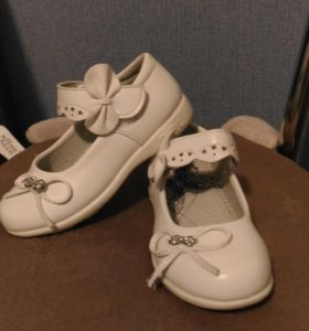 Туфельки 24 размер