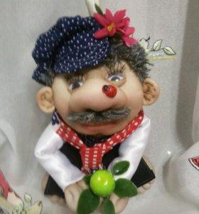 Парочка куклы попики на заказ