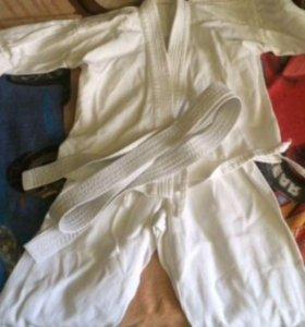 Продаю новый костюм на дзюдо