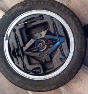 Набор для замены колеса в запаску