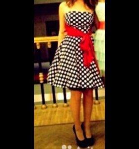 Платье Vera Yakimova Brand