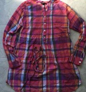 Рубашка длинная НМ