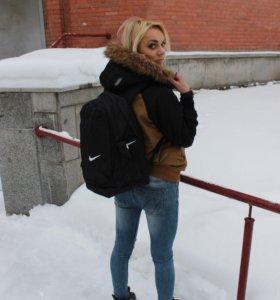 Комплект рюкзак Nike и сумка Nike