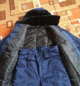 Зимняя спец.одежда