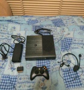 Xbox360 (250гб)+  6 игр + аккаунт(40игр)