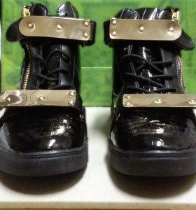 Модные унисекс кроссовки обувь