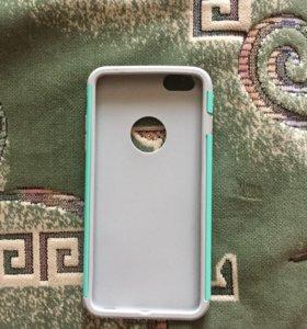 Чехол противоударный на Apple iPone 6s  ПЛЮС