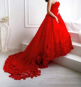 Свадебное платье, платье для фотосессии